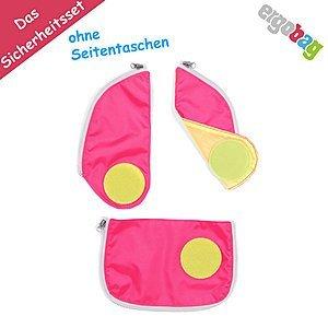 ergobag cubo-Sicherheitsset pink