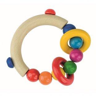 Heimess - Halbrund mit Perlen und Ringen