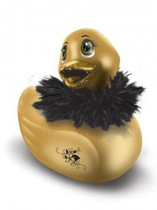 I Rub My Duckie Paris Mini, gold