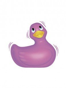 I Rub my Duckie Mini, purple