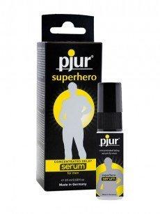 pjur Superhero Delay Serum (20ml)