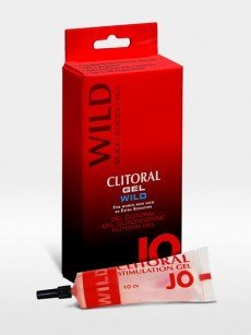 Jo Wild Clitoral Gel (10ml)
