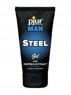 Massagegel: pjur Man Steel (50ml)