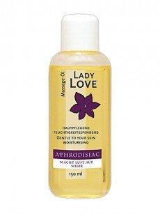 Massageöl: Lady Love APHRODISIAC (150 ml)