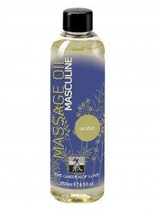 Massageöl: Shiatsu Masculine Amber (250ml)