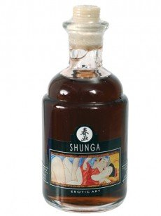Shunga Kisses Massageöl: Chocolate (100ml)