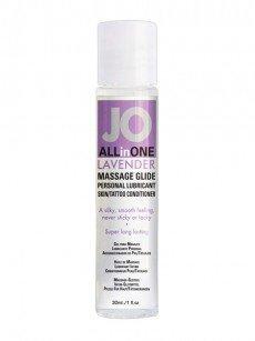 Gleit- und Massagegel: Jo AllinOne Lavender (30ml)