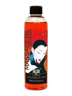 Shiatsu: Wärmendes Massageöl (250ml)