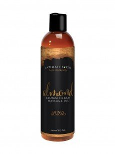 Massageöl: Intimate Earth Honey Almond (240ml)