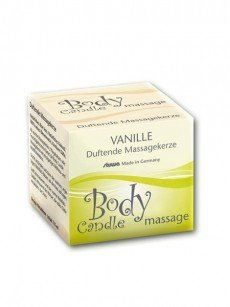 Body Candle Massagekerze: Vanille (115ml)