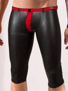 EXTC308: Knickers, schwarz/rot