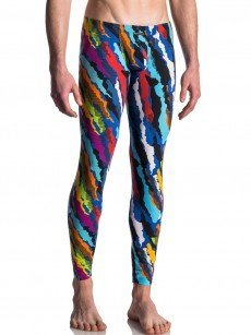 MANSTORE M615: Bungee Leggings, graffity