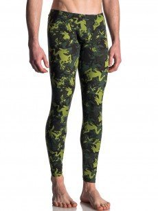 MANSTORE M615: Bungee Leggings, frogs