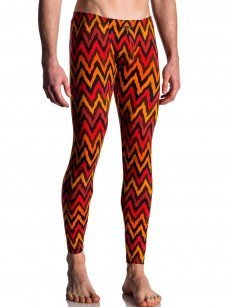 MANSTORE M615: Bungee Leggings, peak