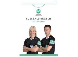 DFB Fußball Regelheft NEUSTE Ausgabe 2017/2018