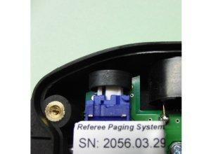ON / OFF Schalter für Pager RPS 2056
