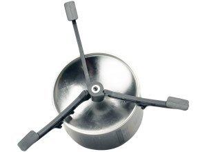 Primus Kartuschen-Standfuß - Kocherzubehör - grau