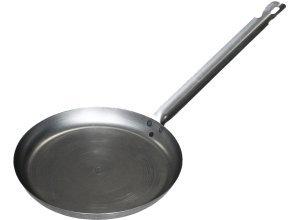 Ungarische Bratpfanne Eisen, Größe Small 21cm