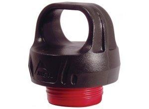 MSR - Child Resistant Fuel Bottle Cap - Ersatzverschluss schwarz/rot