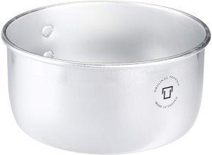 Trangia Topf für großes Set - Campinggeschirr - grau|weiß