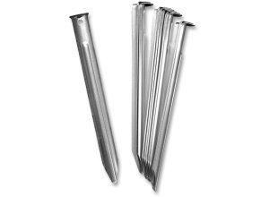 Zeltheringe Stahl 18 cm 10er-Pack