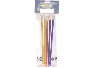 Meru Set 5 Alu Trekking Tent Peg 7,5 mm