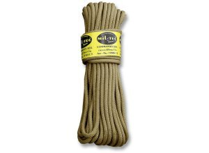 Commando Seil 15 Meter sand 5mm