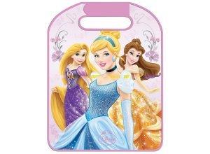 ProType Auto- Rückenlehnenschutz, Disney Princess, lila