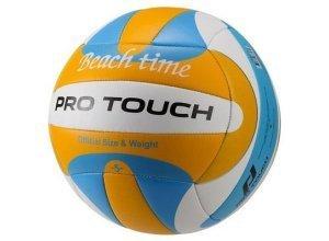 Pro Touch Beach Volleyball Beach Time, Gr. 5, orange