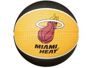 Spalding NBA Team-Ball Miami Heat (73-646Z) Basketball, gelb