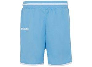 Spalding Move Shorts Kinder, blau