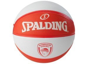 SPALDING ELTeam Olympiacos Basketball, rot