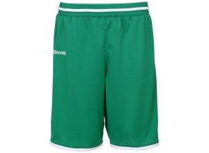 Spalding Move Shorts Kinder, grün
