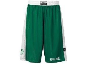 SPALDING Essential Reversible Shorts Kinder, grün