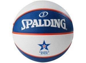 SPALDING EL Team Anadolu Efes Istanbul Basketball, blau