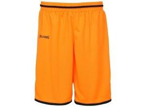 Spalding Move Shorts Kinder, orange