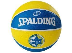 SPALDING EL Team Maccabi Tel Aviv Basketball, blau