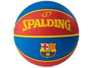 SPALDING EL Team FC Barcelona Basketball, blau