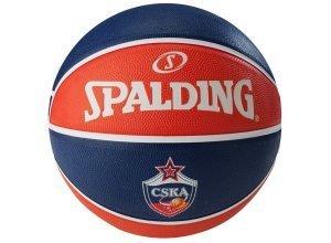 SPALDING EL Team ZSKA Moskau Basketball, blau