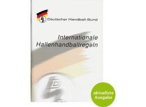 DHB Handball Regelheft