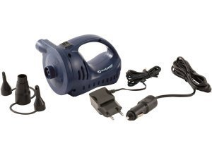 Outwell Wanderrucksack »Air Mass Pump Rechargeable«, blau