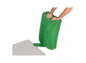 Exped - Schnozzel Pumpbag UL - Isomatte Gr M grün