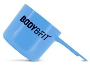 Body & Fit scoop 70 cc - 1 Stück - Light Blue - Body & Fit