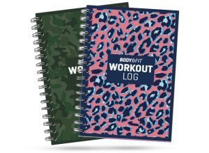 Workout-Logbuch Limited Edition - Body & Fit Accessoires