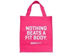 Shopping Bag - Rosa - Body & Fit