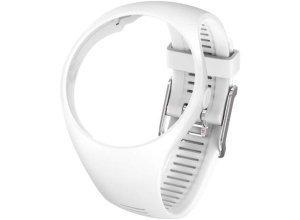 Polar M200 Wechselarmband S/M Unisex Laufzubehör weiß