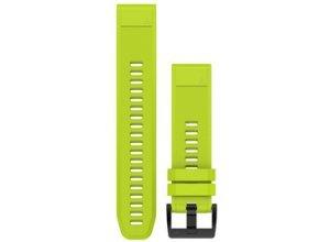 Garmin Schnellwechsel-Armband 22mm - grün Unisex Laufzubehör grün