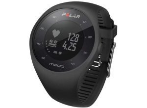 Polar M200 GPS Sportuhr Gr. M/L Unisex Laufzubehör schwarz