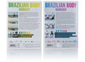 Brazilian Body Workout DVD-Box