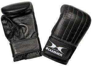 HAMMER Sandsackhandschuhe PUNCH L-XL schwarz